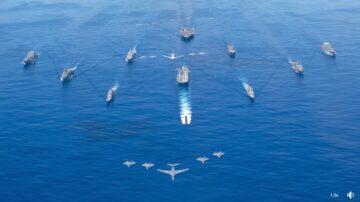 威懾中俄 美軍橫跨17時區最大規模演習