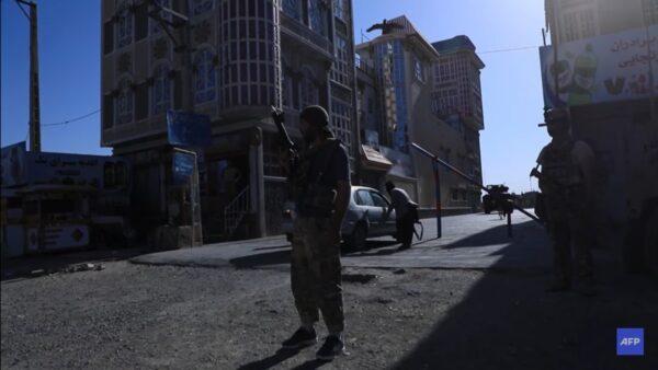 阿富汗政府军激战塔利班前 吁全城居民尽速撤离