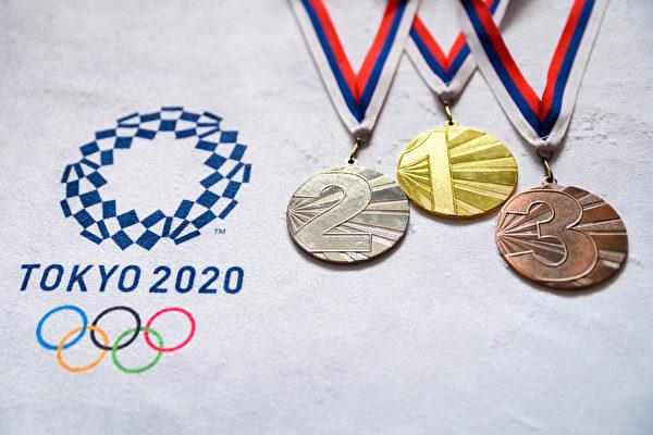 【東京奧運】獎牌榜及金牌榜(8月3日)