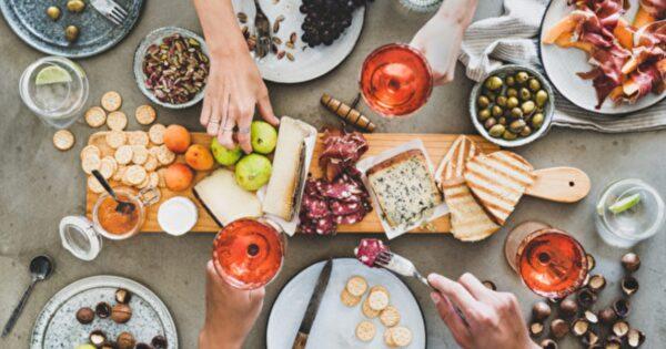 野餐食物准备什么?创意主食饮品甜点一次学