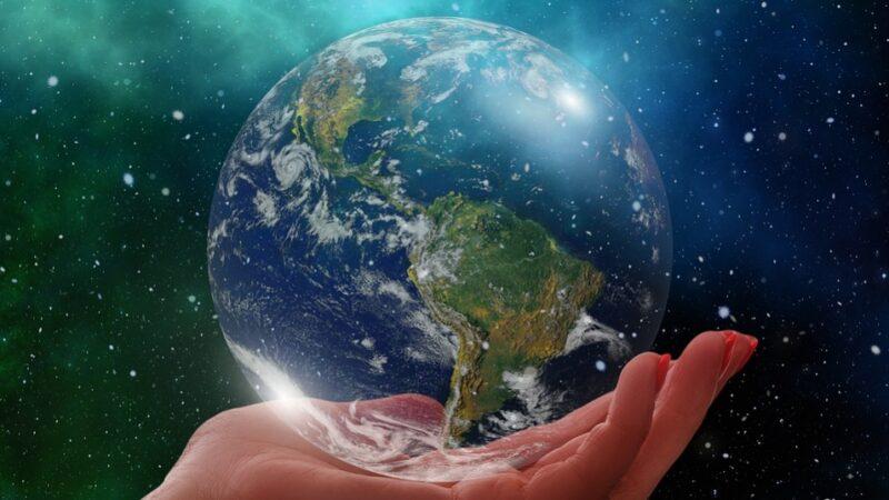 兩極是地心世界入口 文明遠超地上數千年