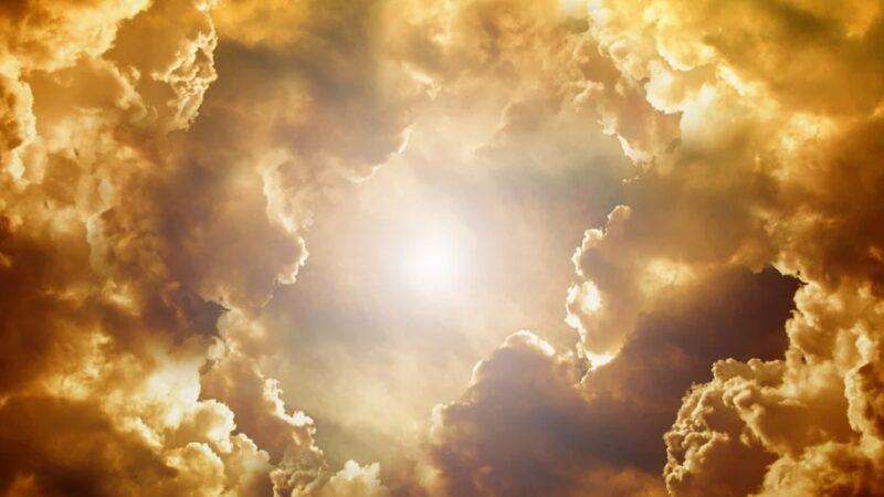 廈門天空出現「天兵天將」畫面驚魂震撼