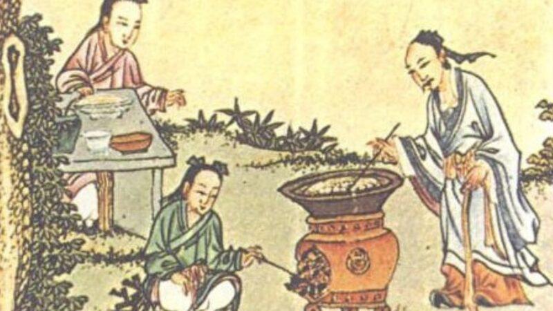 漢武帝身邊這人幾百歲了 看去才50多歲