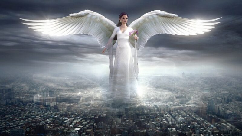 太空拍攝到「天使」和「天國世界」?
