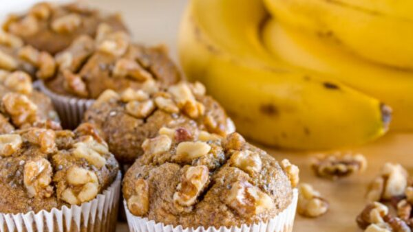 6種剩餘食材變佳餚 過熟香蕉做成瑪芬真好吃