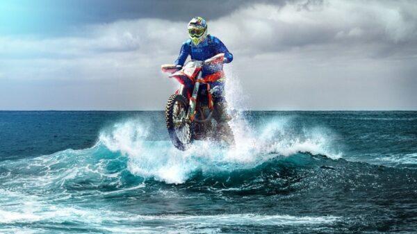當代著名靈媒:亡靈來訪 騎摩托車的男孩(8)