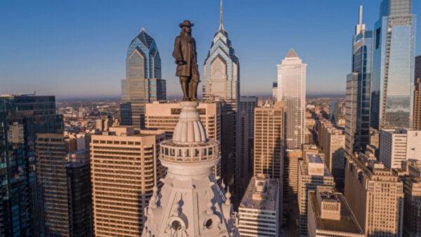 费城市政厅:世界最高的纯石造建筑物
