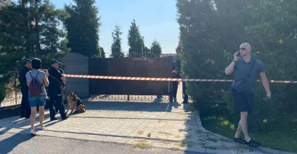 死因不單純 烏克蘭一市長命喪自宅 左腿旁有把槍