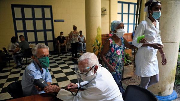 古巴疫情急速惡化 被報驚現「萬人坑」