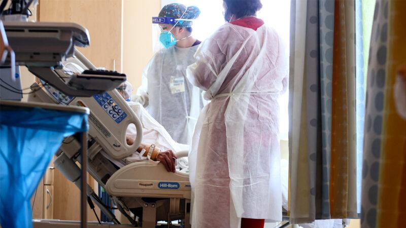 韩国研究:Delta患者毒量载量高300倍