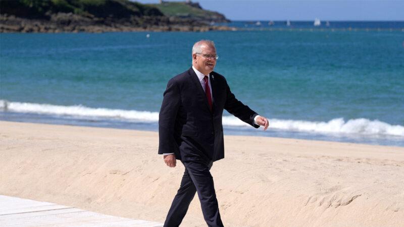 澳洲尋求美澳戰略對話 美國日本表示歡迎