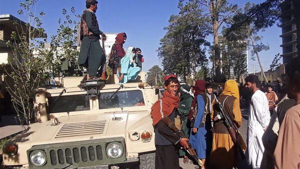 美學者:阿富汗陷危機 必須懲罰巴基斯坦