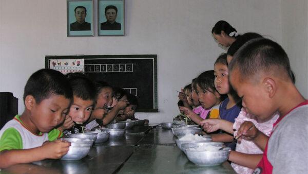 糧食短缺 朝鮮卻推出動畫片鼓勵「減肥」