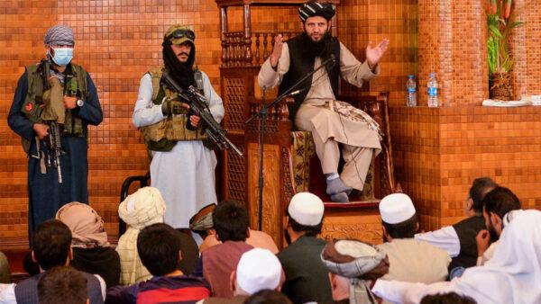美國懸賞通緝的恐怖分子現任喀布爾安全主管