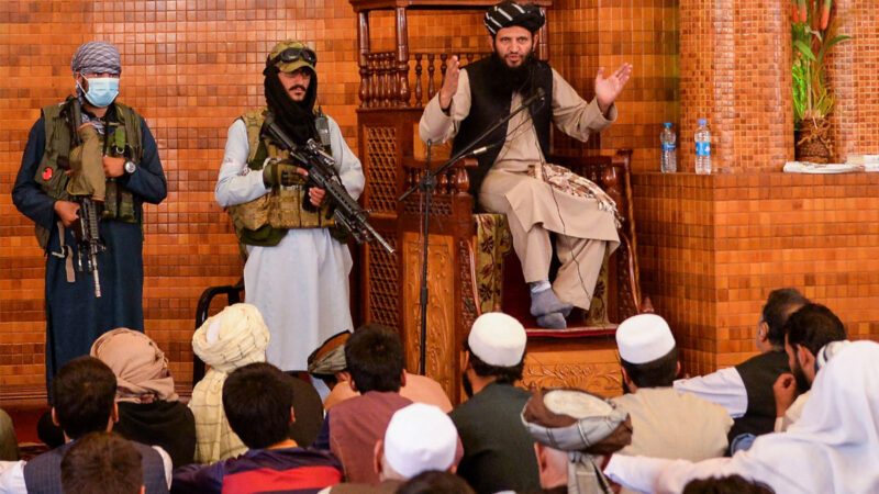 美国悬赏通缉的恐怖分子现任喀布尔安全主管