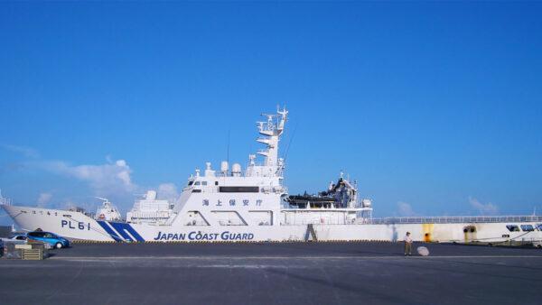 4艘中共船隻入日本海域 日將擴大無人機隊