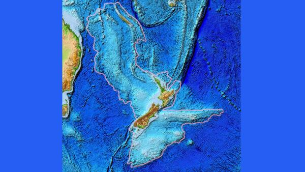 """神秘""""西兰大陆""""年龄揭密 有10亿年历史"""