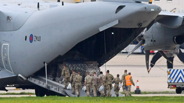 幫助解救美國記者 英軍在阿富汗贏讚譽