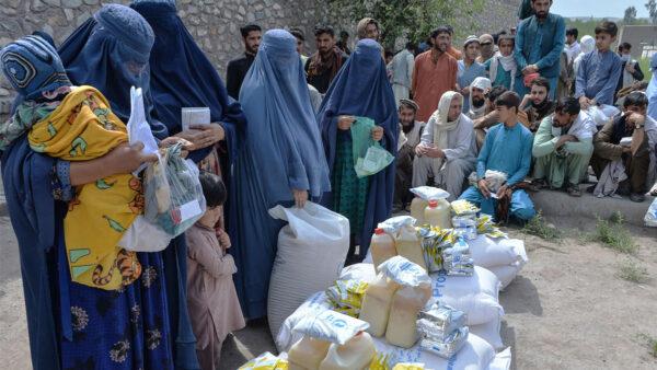 联合国警告:9月份阿富汗的粮食将耗尽