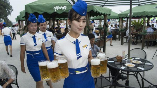 朝鮮7月向中國出口30萬瓶大米啤酒