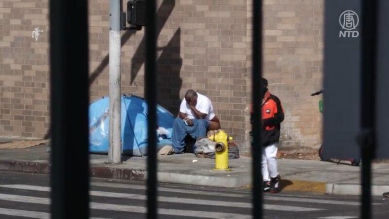 洛市遊民帳篷禁令 待加西堤簽署通過