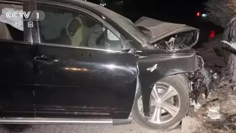 辽宁狠夫制造2次车祸杀妻 骗保两千万