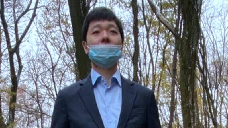 王靖渝与未婚妻在荷兰再遭拘押 被要求撤销庇护
