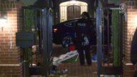 洛市长批准游民条例 住宅遭涂鸦破坏