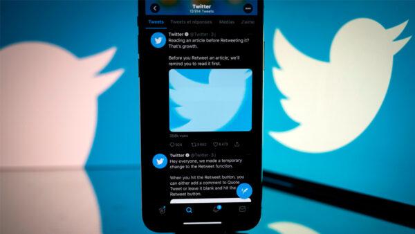推特政策遭质疑 塔利班一发言人拥32万粉丝