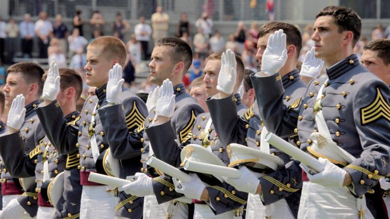 美军官警告:马克思主义课程渗透西点军校
