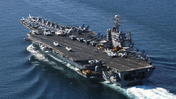 专家:多国军舰位置被伪造 或引发地缘冲突