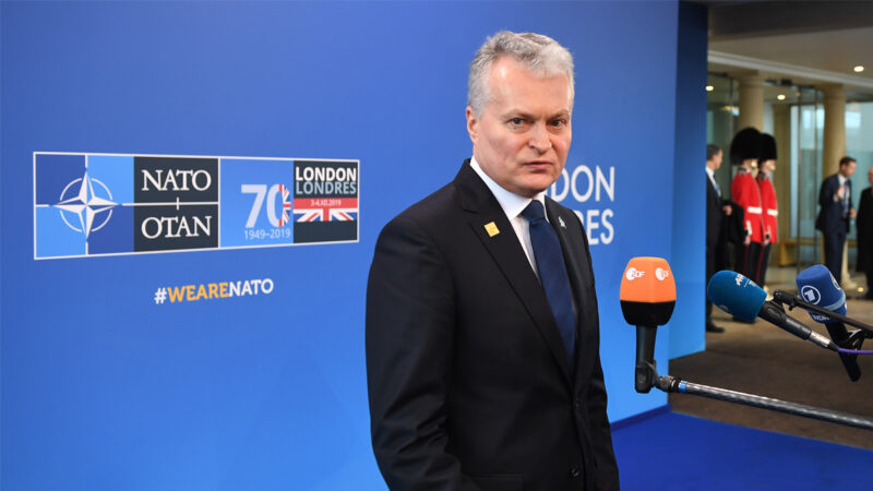 与中共关系持续恶化 立陶宛召回驻华大使