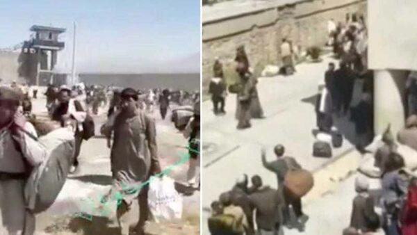 塔利班打開關押恐怖分子的監獄 釋放數千囚犯