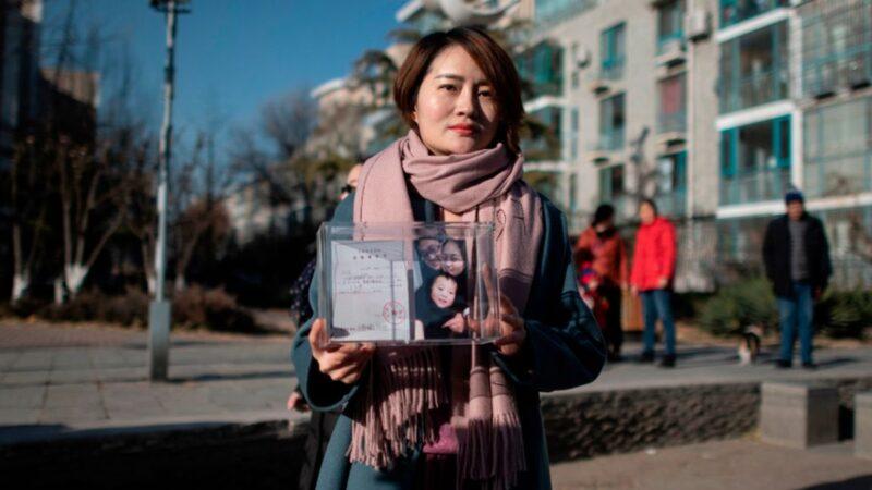 李文足為兒子辦護照被拒 公安:這是「國家機密」