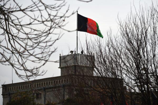 塔利班占阿富汗总统府 称即将成立伊斯兰酋长国