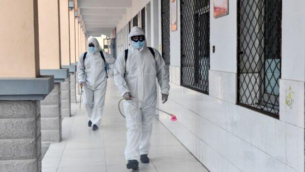 河南商丘疫情告急 2地升高風險 3醫院緊急待命