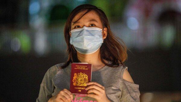 英媒:中共间谍冒充港人 利用BNO签证渗透英国