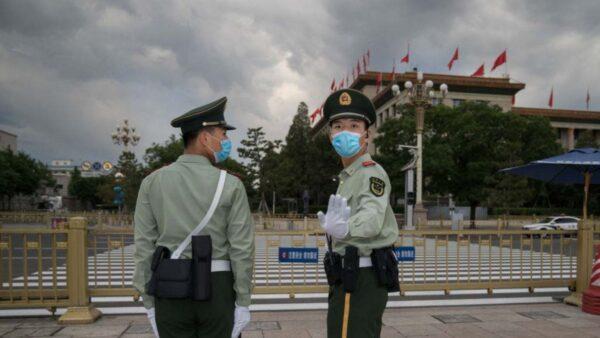 北京高层紧急叫停? 中共人大暂不表决反制裁法