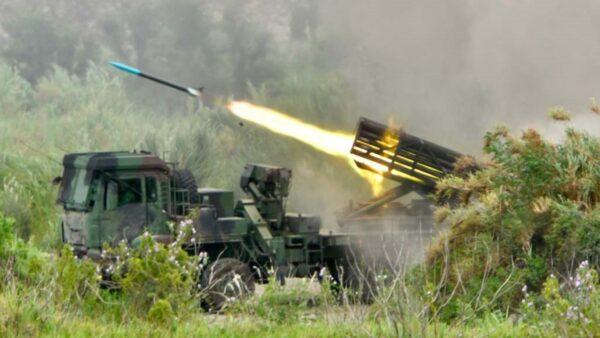 台灣擬量產遠程導彈 專家:阻遏對方「第一擊」