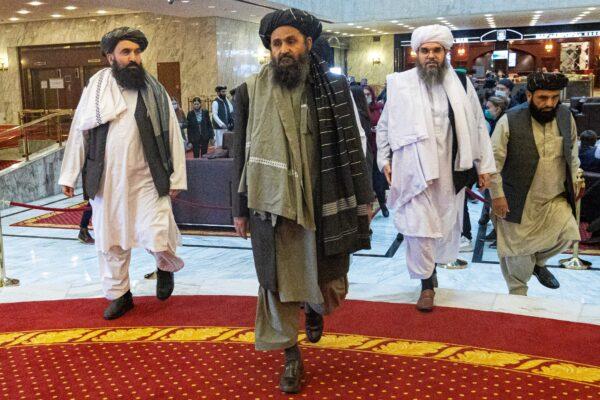 揭神秘面纱 塔利班的幕后领导层是谁?
