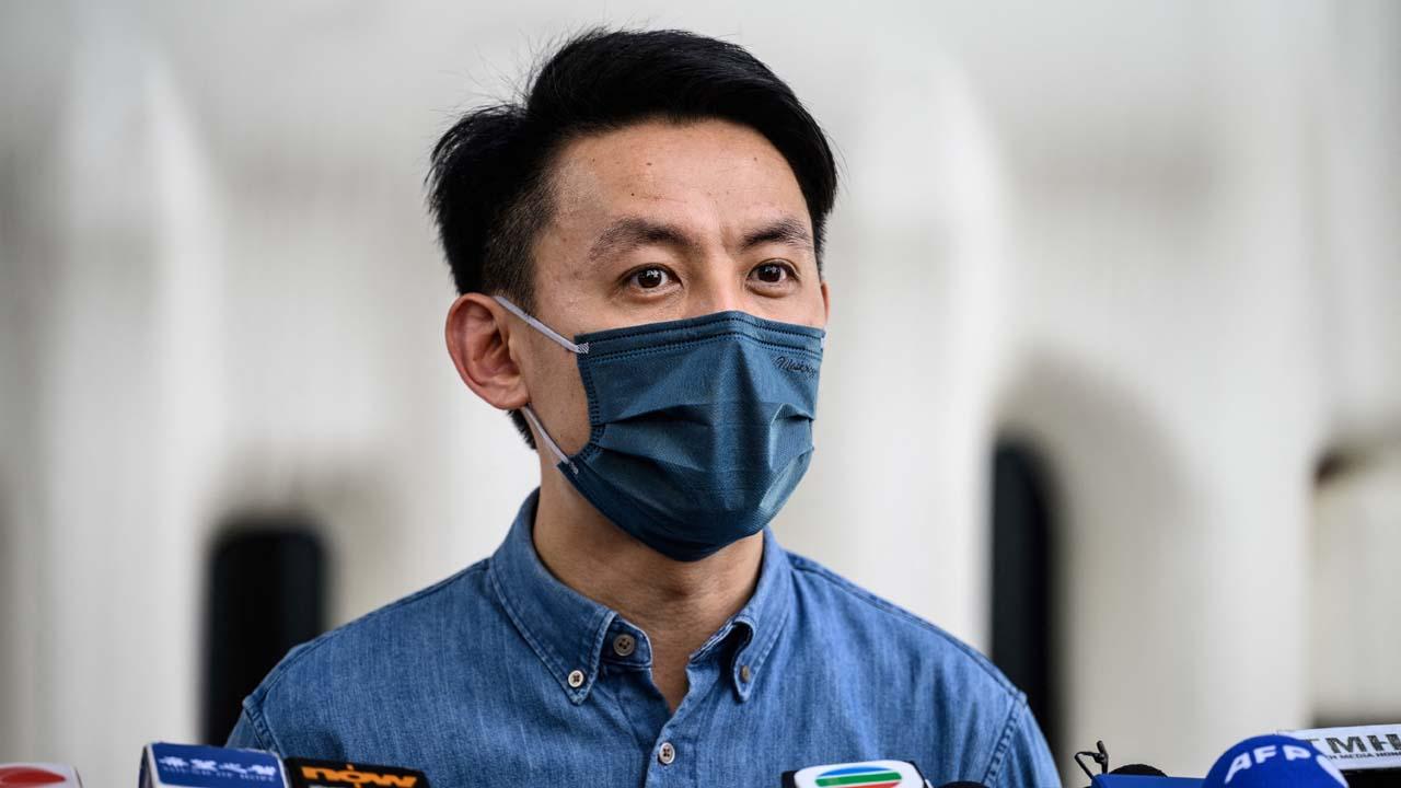 [新聞] 拒當花瓶也是罪 香港民主黨被威脅不參選死