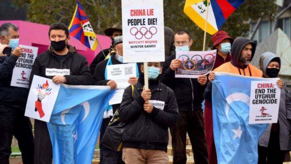 民调显示:近七成加拿大人抵制北京奥运