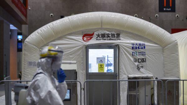 中国爆80个中高风险区 钟南山扬言南京可控