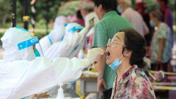 袁斌:南京疫情不仅是人祸,更是体制之祸