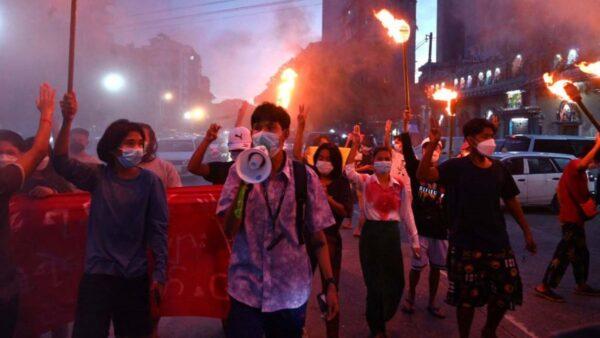 資助緬軍政府600萬美元 中共被斥「支持政變」