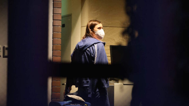 擔心遭迫害 白俄奧運選手入波蘭大使館尋求庇護