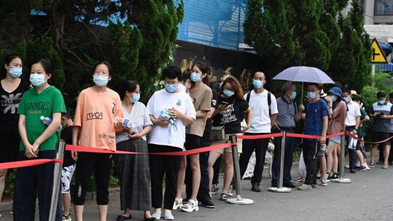 北京現疫情 嚴控民眾進京 乘務員被異地封管