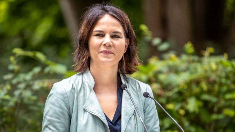 德国绿党总理候选人:不能被中共牵着鼻子走