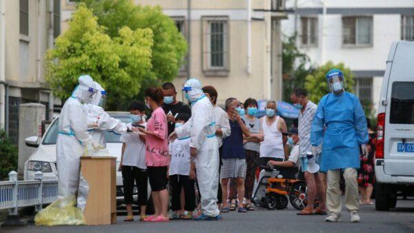 中國高中風險區增至216個 河南疫情急升溫