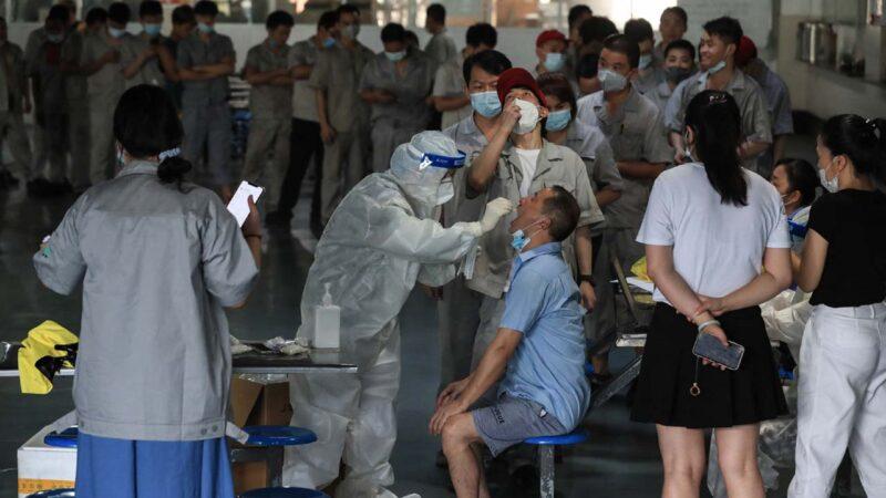 Delta变种回攻武汉 3万隔离房才两天就将用完